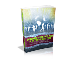 Free MRR eBook – Surviving Your First Year in Network Marketing