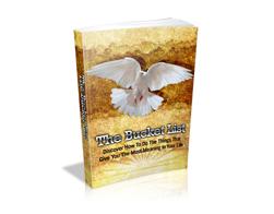 Free MRR eBook – The Bucket List