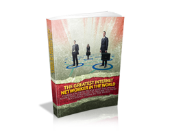 Free MRR eBook – The Greatest Internet Networker in the World