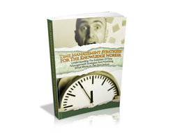 Free MRR eBook – Time Management Strategies for the Knowledge Worker