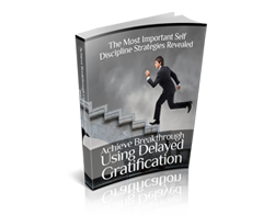Free MRR eBook – Achieve Breakthrough Using Delayed Gratification