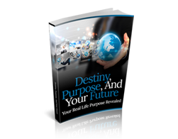Free MRR eBook – Destiny, Purpose and Your Future