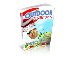 Free MRR eBook – Outdoor Adventures