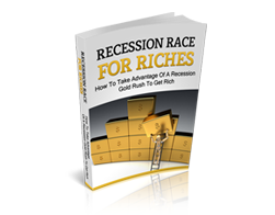 Free MRR eBook – Recession Race for Riches