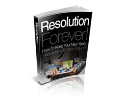 Free MRR eBook – Resolution Forever