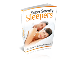 Free MRR eBook – Super Serenity Sleepers