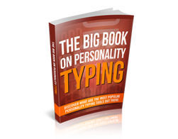 Free MRR eBook – The Big Book on Personality Typing