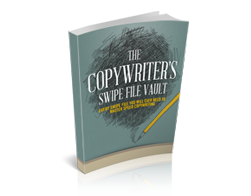 Free MRR eBook – The Copywriter's Swipe File Vault