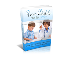 Free MRR eBook – Your Child's Mental Health