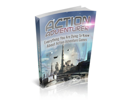 Free MRR eBook – Action Adventurer