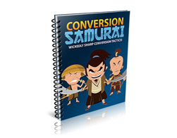 Free PLR eBook – Conversion Samurai