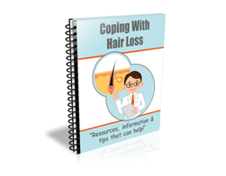 Free PLR Newsletter – Coping with Hair Loss