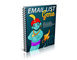 Free PLR eBook – Email List Genie