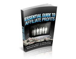 Free MRR eBook – Essential Guide to Affiliate Profits