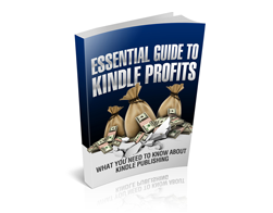 Free MRR eBook – Essential Guide to Kindle Profits