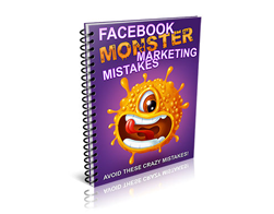 Free PLR eBook – Facebook Monster Marketing Mistakes
