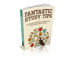 Free MRR eBook – Fantastic Study Tips