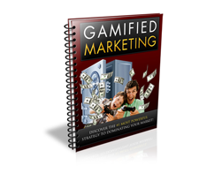 Free PLR eBook – Gamified Marketing