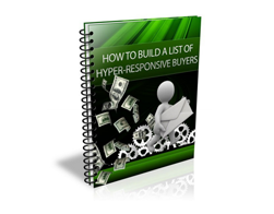 Free MRR eBook – How to Build a List of Hyper-Responsive Buyers