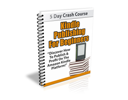 Free PLR Newsletter – Kindle Publishing for Beginners