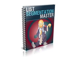 Free PLR eBook – List Segmentation Master