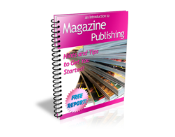 Free PLR eBook – Magazine Publishing