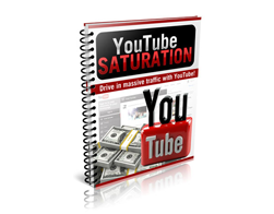 Free PLR eBook – YouTube Saturation