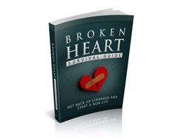 Free MRR eBook – Broken Heart Survival Guide