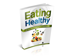 Free MRR eBook – Eating Healthy