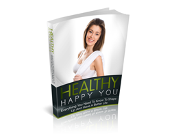 Free MRR eBook – Healthy Happy You
