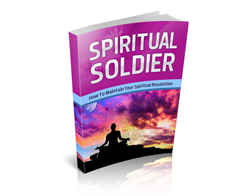 Free MRR eBook – Spiritual Soldier