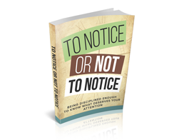 Free MRR eBook – To Notice or Not to Notice