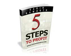 Free MRR eBook – 5 Steps to Profit