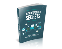 Free MRR eBook – Autoresponder Secrets