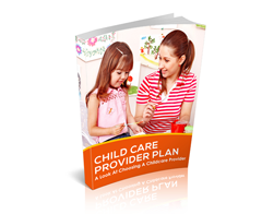 Free MRR eBook – Child Care Provider Plan