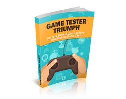 Free MRR eBook – Game Tester Triumph