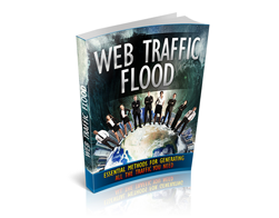 Free MRR eBook – Web Traffic Flood
