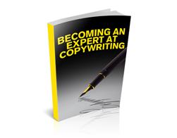 Free MRR eBook – Becoming an Expert at Copywriting