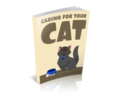 Free MRR eBook – Caring for Your Cat