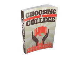 Free MRR eBook – Choosing a College