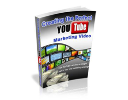 Free MRR eBook – Creating the Perfect YouTube Marketing Video
