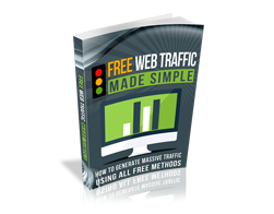 Free MRR eBook – Free Web Traffic Made Simple