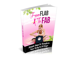 Free MRR eBook – From Flab to Fab