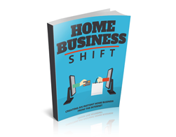 Free MRR eBook – Home Business Shift