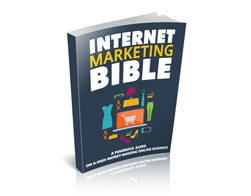 Free MRR eBook – Internet Marketing Bible
