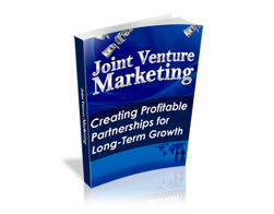 Free MRR eBook – Joint Venture Marketing
