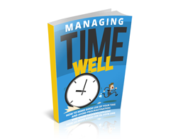 Free MRR eBook – Managing Time Well