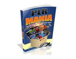 Free MRR eBook – PLR Mania