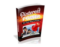 Free MRR eBook – Pinterest Power