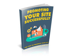 Free MRR eBook – Promoting Your Site Successfully